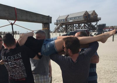 Teamwork Beachchallenge